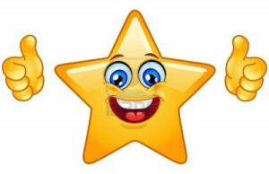 10001362-smiling-star-showing-thumbs-up