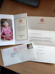 queens letter